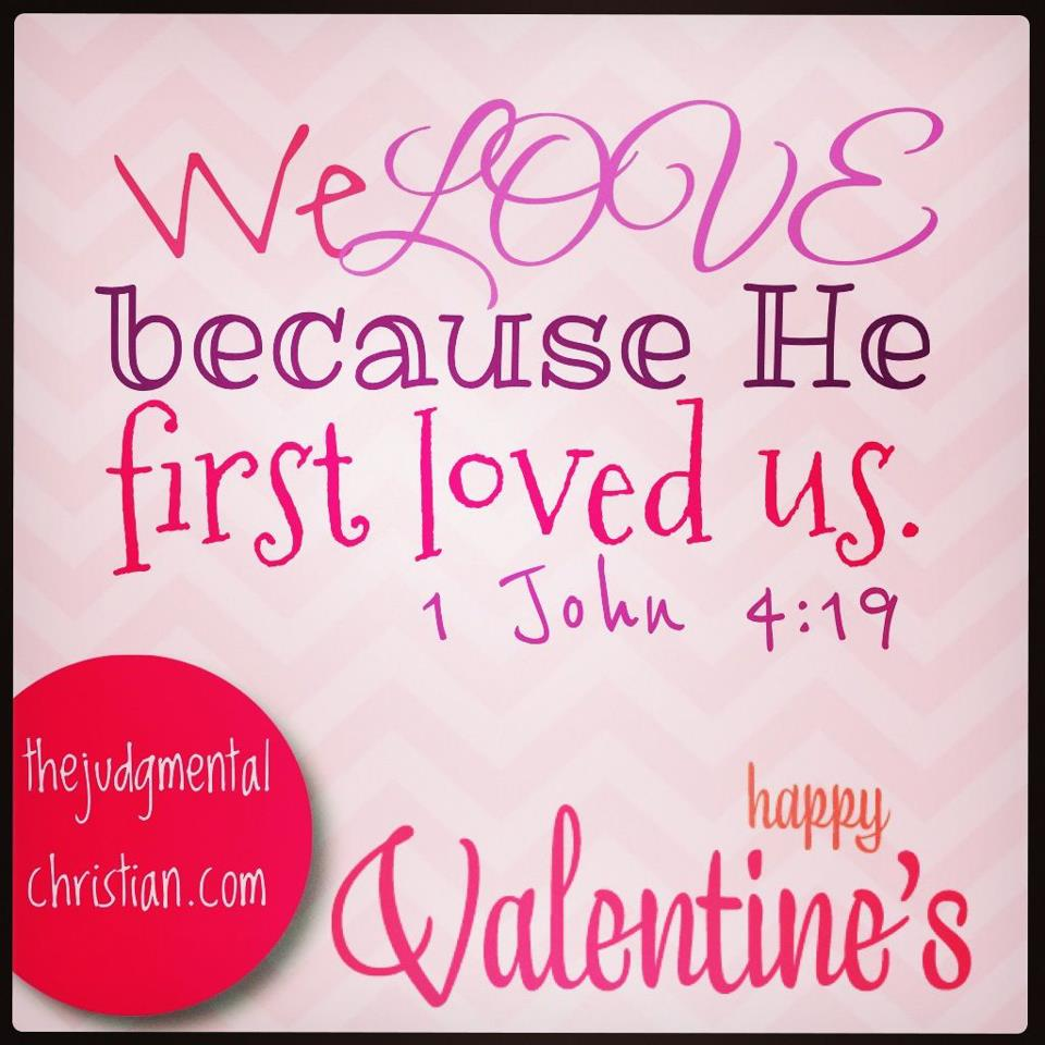The Judgmental Christian – Free Christian Valentine Cards